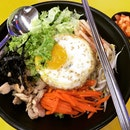 🇰🇷 Chicken Bibimbap $5.50
