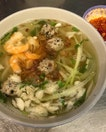 Crab Noodle (top Up + $1) From Usual Lunch Set $16.90