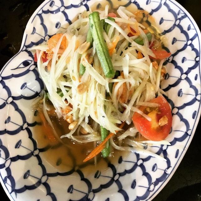 Som Tam Thai $7.60