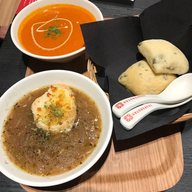 Soup Combo (1 For 1 #burpplebeyond)