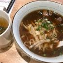 Wagyu Beef Noodle $15.90