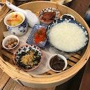 2 Chinese Porridge Sets (THB 258)