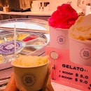 Lemon Gelato (1 Scoop $5)