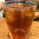 Iced Sunset Tea ($4.90)