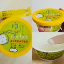Yuzu Sorbet ($4.80 For 1 Cup) 115 Ml