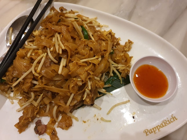 Char Kway Teow (no Cockles) $9.90