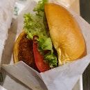 Shroom Burger $10.80