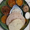 Gujarati / Rajasthani Thali $11.50