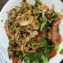 Pennywort Salad ($6.00) 🇲🇲