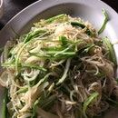 Very Nice Fried Bee HOON With Excellent Wok Hei