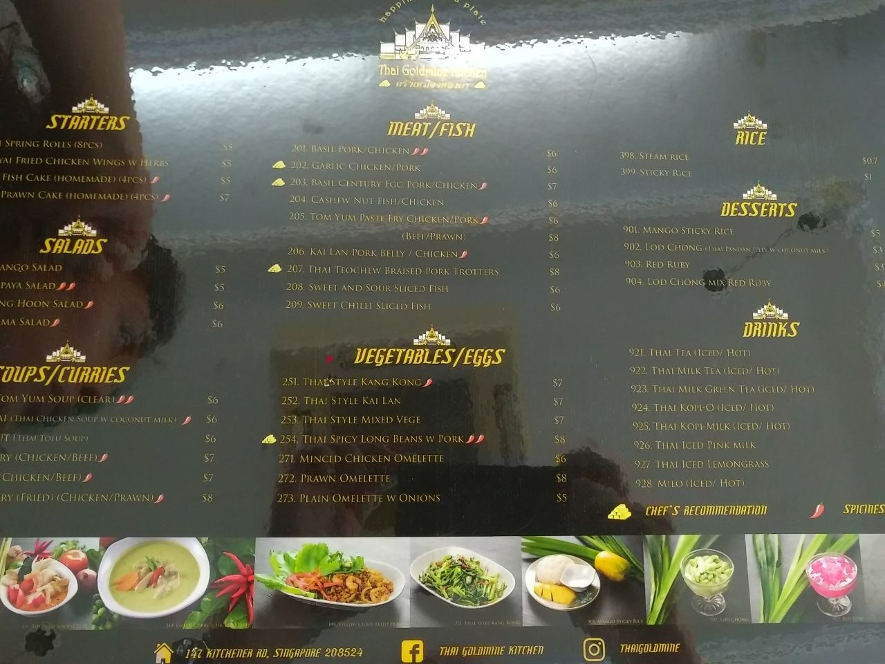 Must-try New Casual Thai Near Jalan Besar!