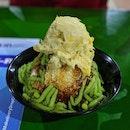 durian chendol ($3)