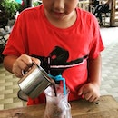 My kopi boy ☕️ #sgig #sginstagram #sgmummy #sporemombloggers  #sgfoodie #sgcafefood #foodie #foodblogger #foodblog #foodshare #sgmum #mummydiary #sgmummyblogger #sporemombloggers #sahm #sahmlife #momslife #instagramsg #sgmummy #instagramsg #eatoutsg #sgfoodies #whati8today #cameraeatsfirst #foodiegram #burpple #latergram #tbt #sgmakandiary #breakfast #ipoh #makan #schoolholidaysg