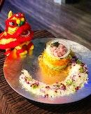 First Lou Hei 2018 🍊  #burpple #f52grams #feedfeed #foodblog #foodshare #instagramsg #sgfoodies #whati8today #cameraeatsfirst #foodiegram #sgfoodie #foodie #foodblogger #sgig #sginstagram #sporemombloggers  #sgfoodie #sgcafefood #foodie #sgmum #mummydiary #sgmummyblogger #sporemombloggers #sahm #sahmlife #momslife #instagramsg #whati8today #cameraeatsfirst #latergram #sgmakandiary #louhei #cny2018 #yushang