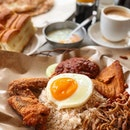 Never a bad idea 🍗🍳🍚🍞☕️ #burpple #f52grams #feedfeed #foodblog #foodshare #instagramsg #sgfoodies #whati8today #cameraeatsfirst #foodiegram #sgfoodie #foodie #foodblogger #sgig #sginstagram #sporemombloggers  #sgfoodie #sgcafefood #foodie #sgmum #mummydiary #sgmummyblogger #sporemombloggers #sahm #sahmlife #momslife #instagramsg #whati8today #cameraeatsfirst #latergram #sgmakandiary