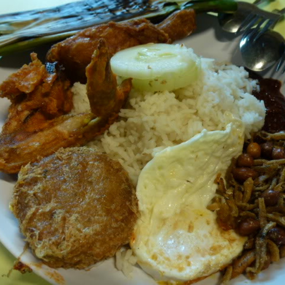 Comparable To Punggol Nasi Lemak