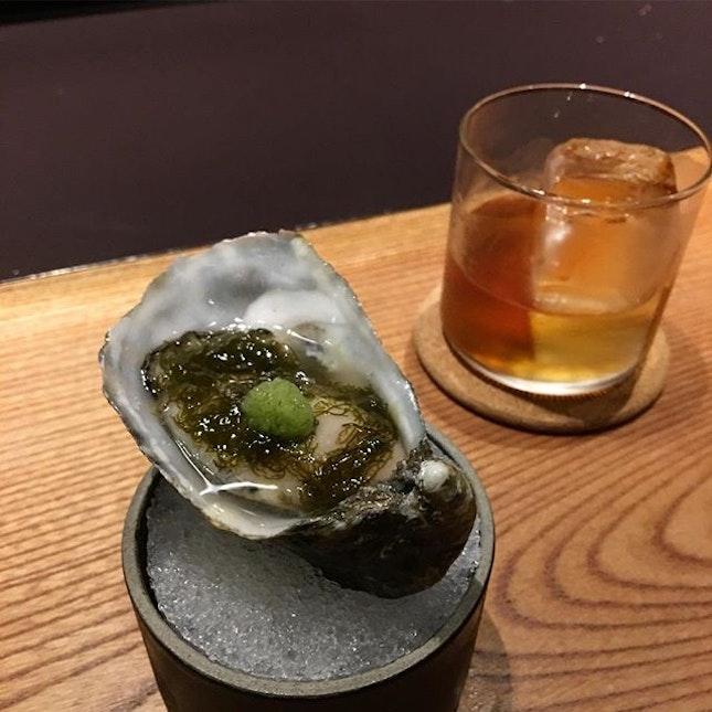 Little izakaya style dining bar by Chef Matt Abergel using Japanese technique.
