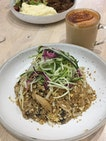 Healthy Quinoa Fried Rice or Coconut Café Latté
