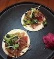 Sashimi Sushi Tacos