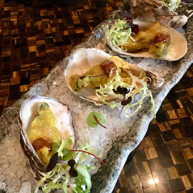 Oysters Jemput Jemput