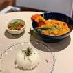 Hokkaido Soup Curry With Natto