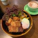 Pork Belly Rice Bowl 🍚