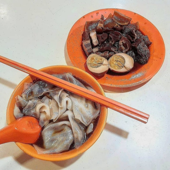 kway chap 👍🏻 2.10.19 #foodporn #sgfoodporn #foodsg #sgfoodies #instafood #foodstagram #vscofood #burpple #hungrygowhere #hawkerfood #hawkercentre