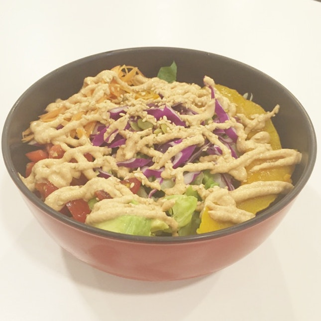 Salad Soba