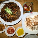 Korean Style Chinese Food