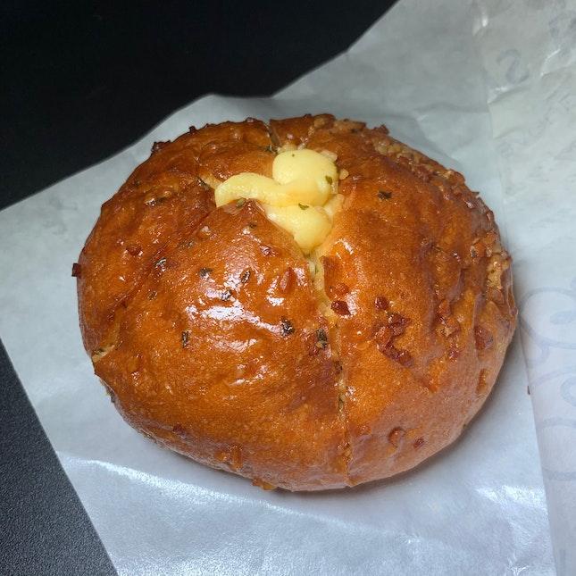 Atas Garlic Bread