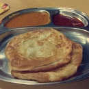 For Incredible Crispy Prata ($2.00 For 2 Plain/Kosong)