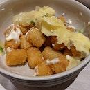 Truffle Cheese Tattle Tots - $11