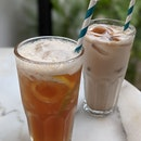Slightly Overpriced Ice Lemon Tea