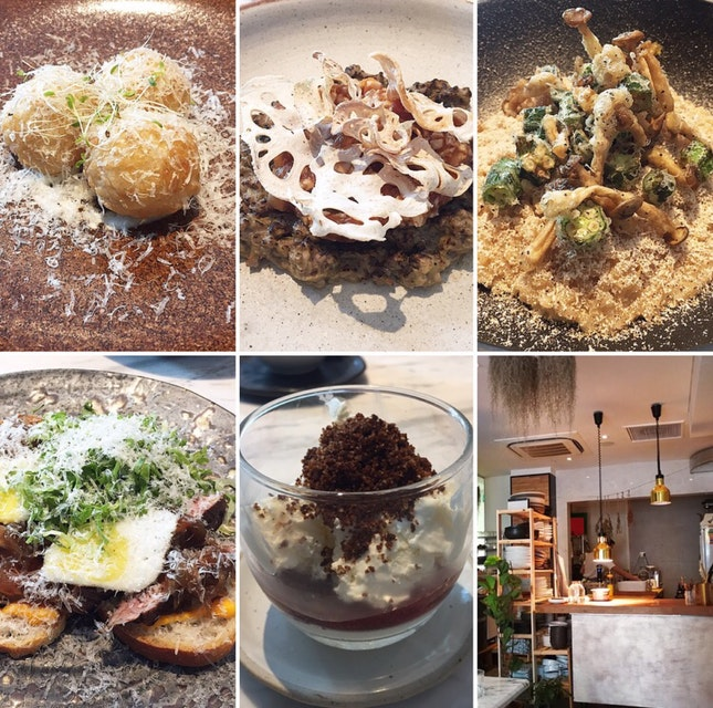 Brine's Two Course Lunch ($19)