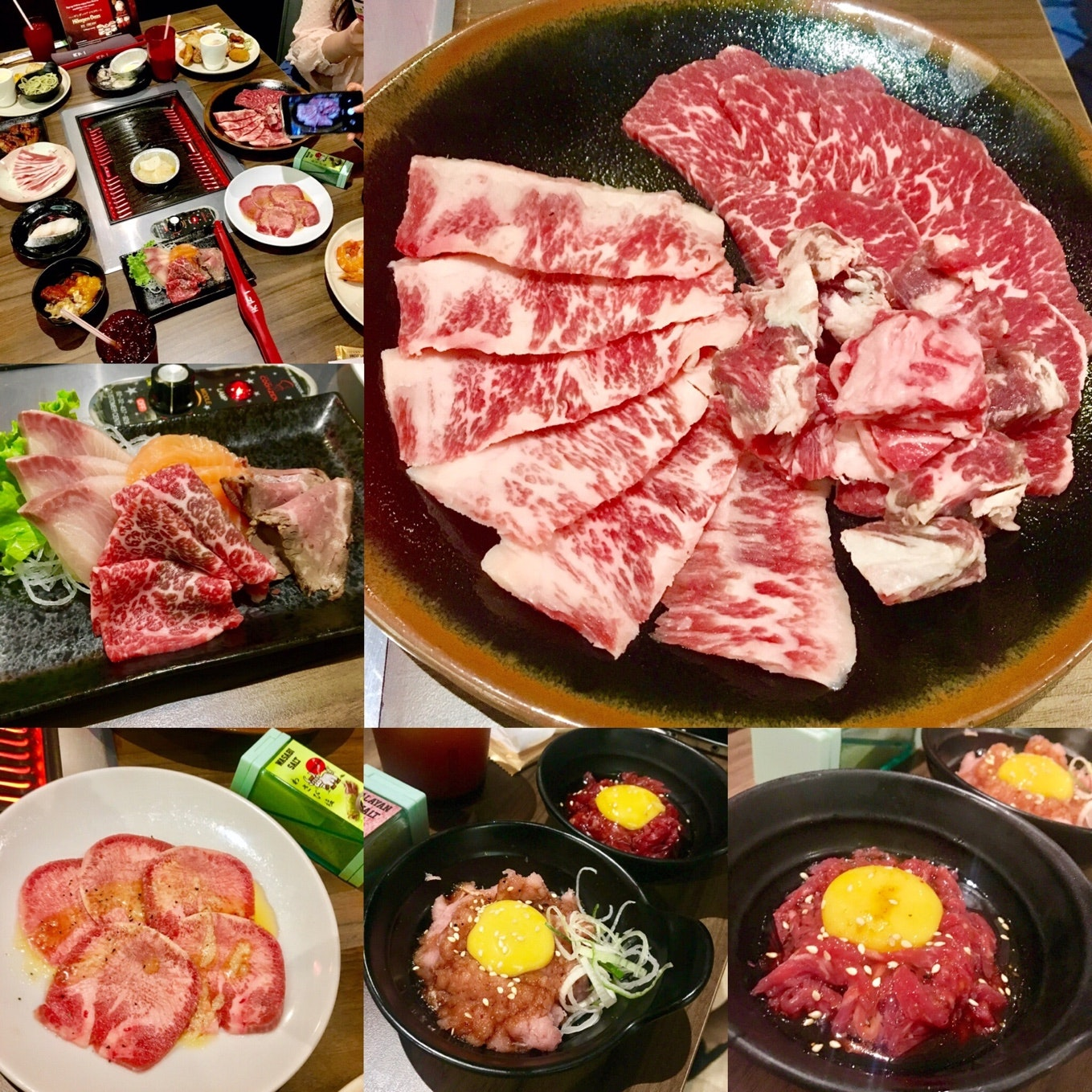 Decent 1-for-1 Wagyu Buffet
