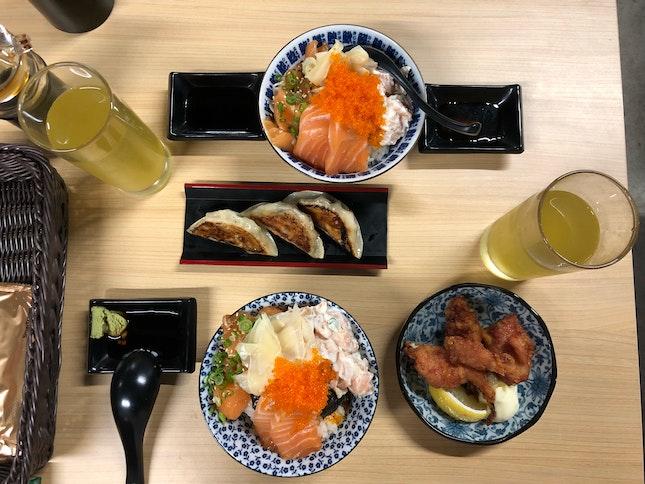 Affordable Lunch Set