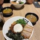 Chashu Tokyo Mazesoba [$12.80++]
