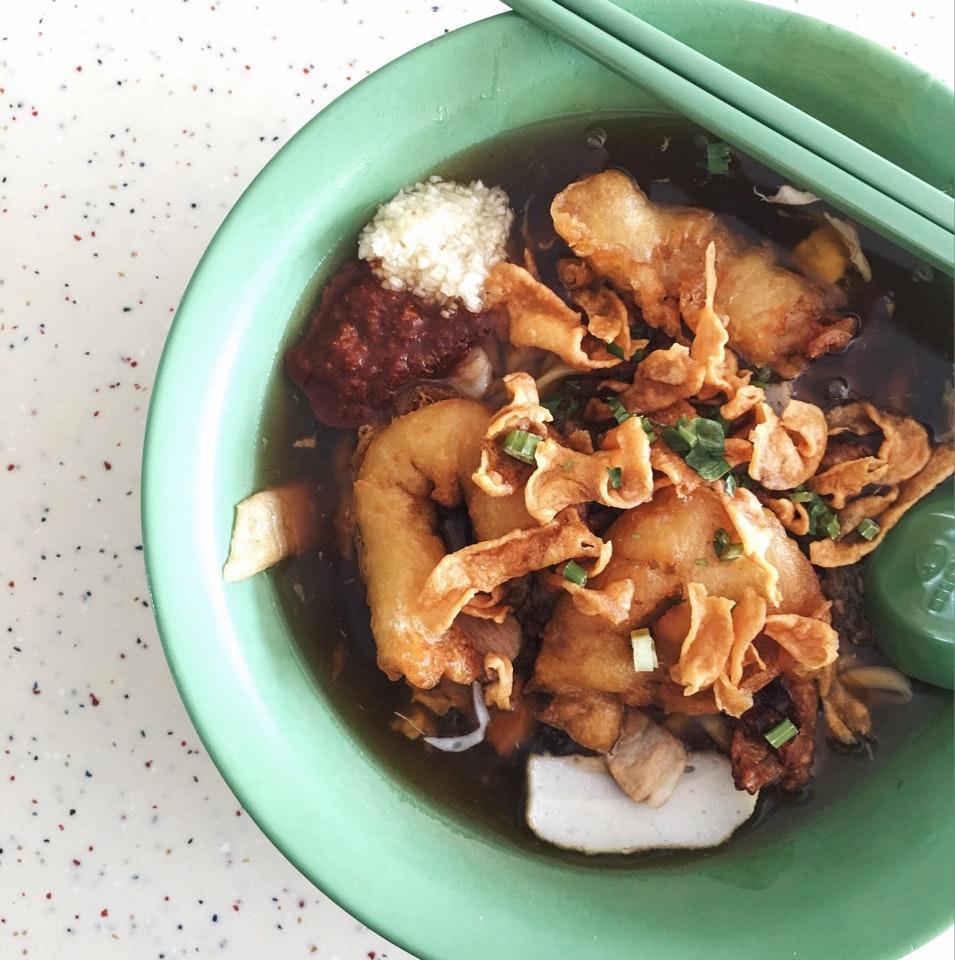 178 Lor Mee (Tiong Bahru Market & Food Centre)