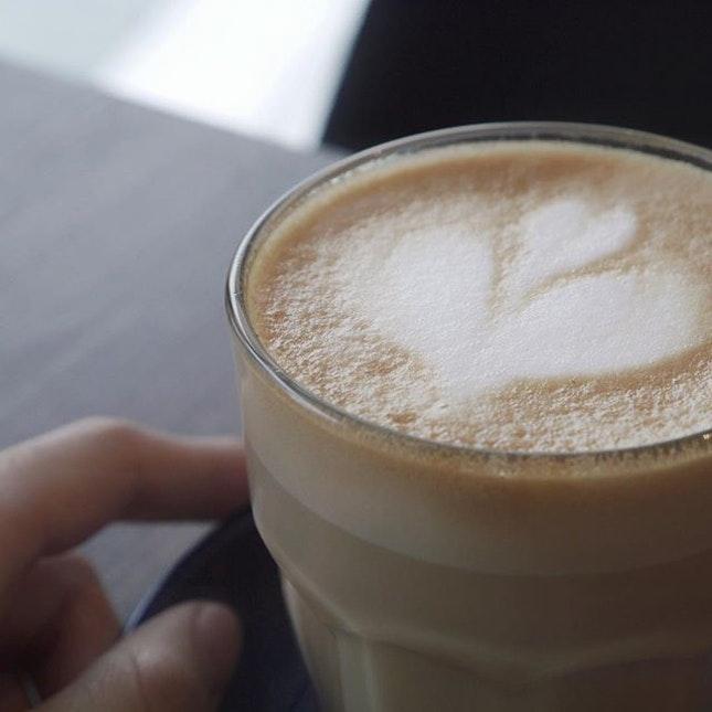 Coffee - bitter-sweet beginnings where frothy love takes flight.