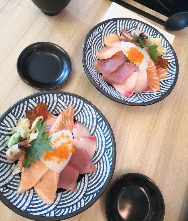 Fresh and Good Quality Sashimi