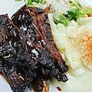 Ribs & Creme ☆ $16.80 #halal