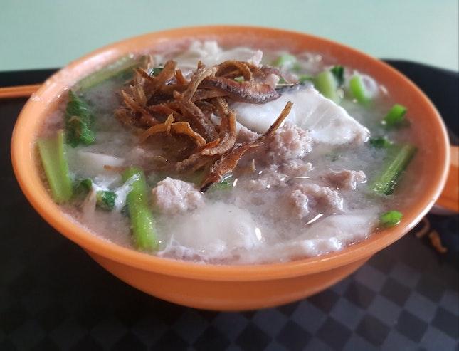Sliced Fish Ban Mian