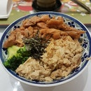 Chicken Teriyaki Toji Don