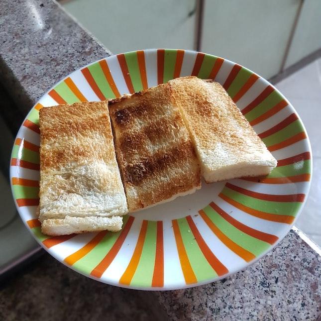 Toast Box (Toasted Bread) ■Peanut & Butter ■Kaya & Butter