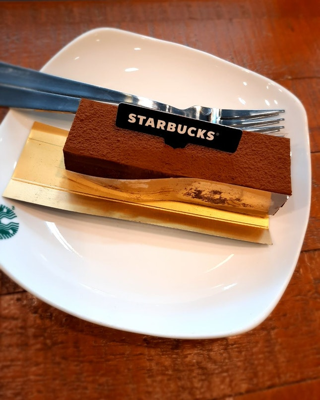 Dark Chocolate Truffle Brownie Cake