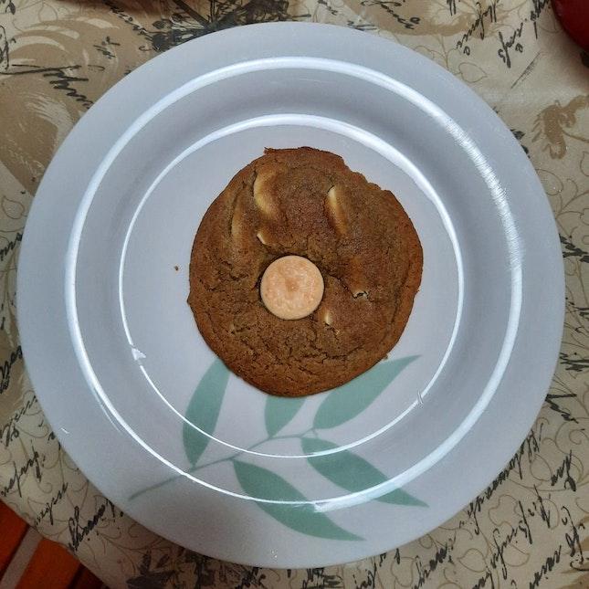 Matcha White Chocolate Cookie