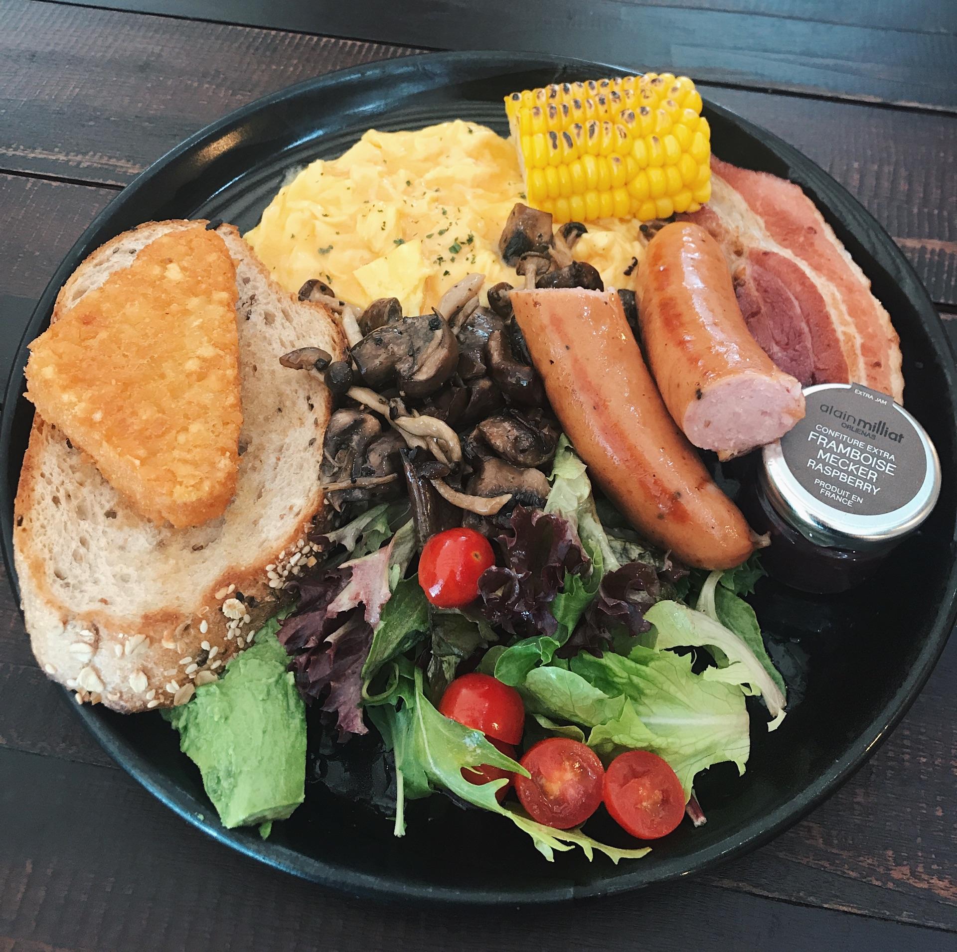 Breakfast Platter ($23)