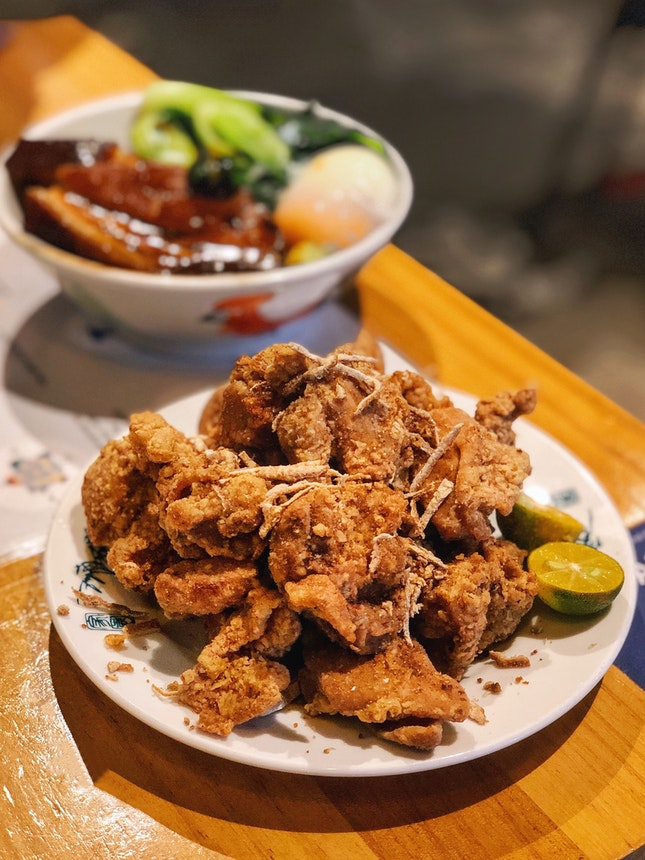 XL Fried Chicken