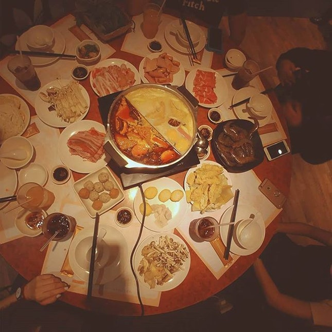 老子吃火鍋.