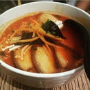 Pork Belly Kimchi Soup